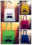 Mr. Moustache | Amapolaroid *
