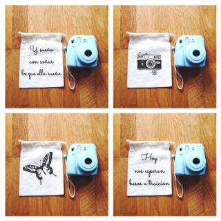 bolsas cámara