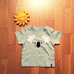 Camiseta Koala Mini